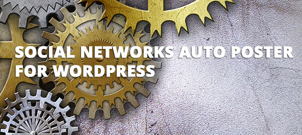 Social Networks Auto-Poster WordPress Plugin