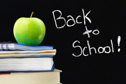 Our Back To School Special offer is in full effect.