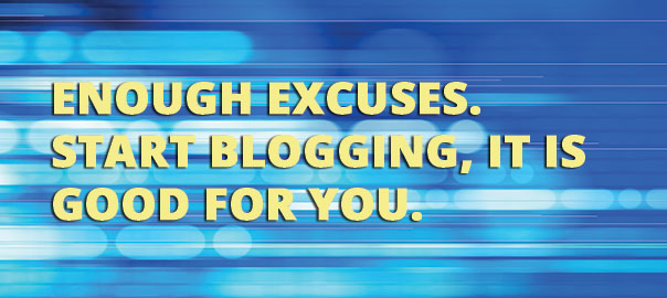 Learning to blog doesn't have to be difficult or expensive.